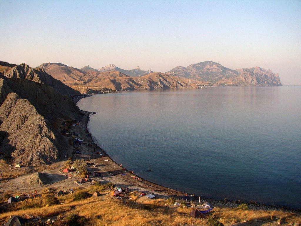 отдых в Крыму дикарем