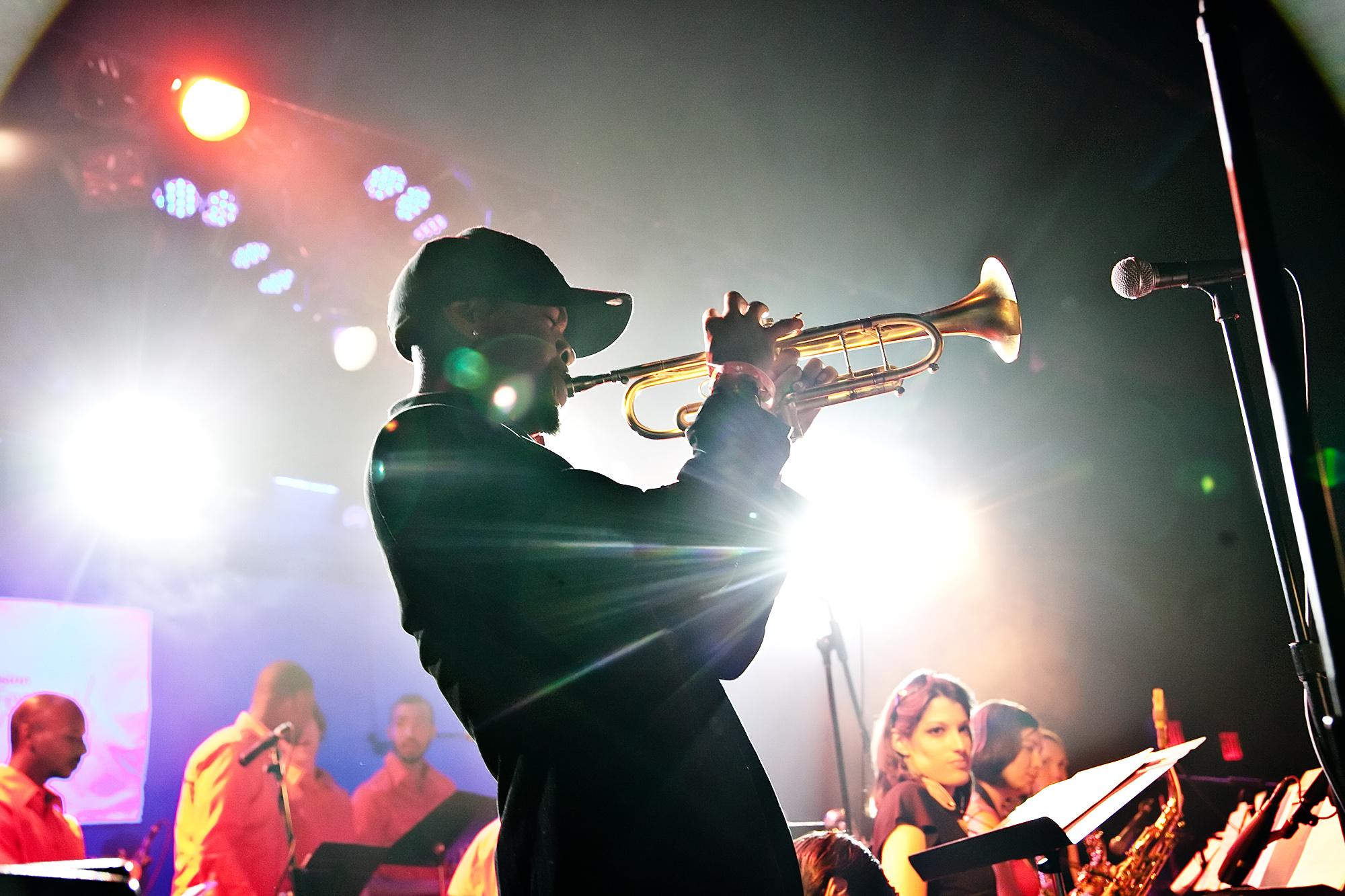 Фестиваль джаза в Коктебеле