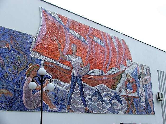 художественные музеи в крыму