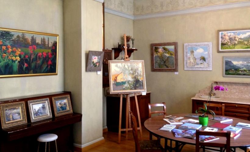 художественных музеях в крыму
