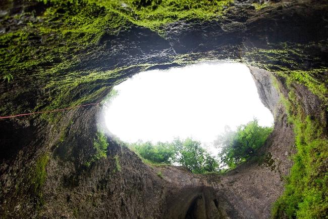 пещера крыму