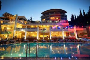 отель море крым