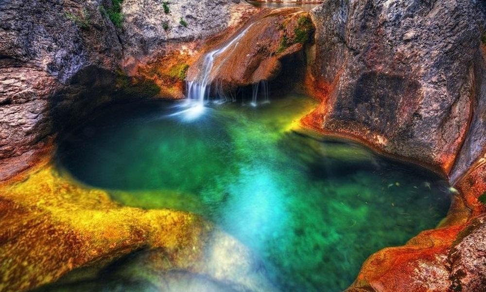 большого крымского каньона