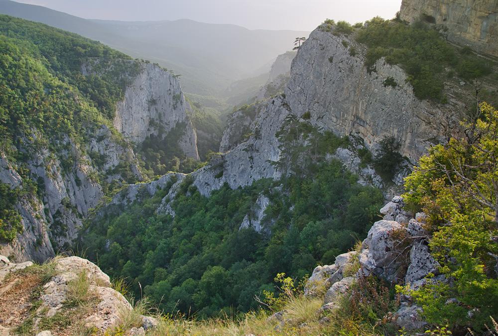 большого каньона крыма