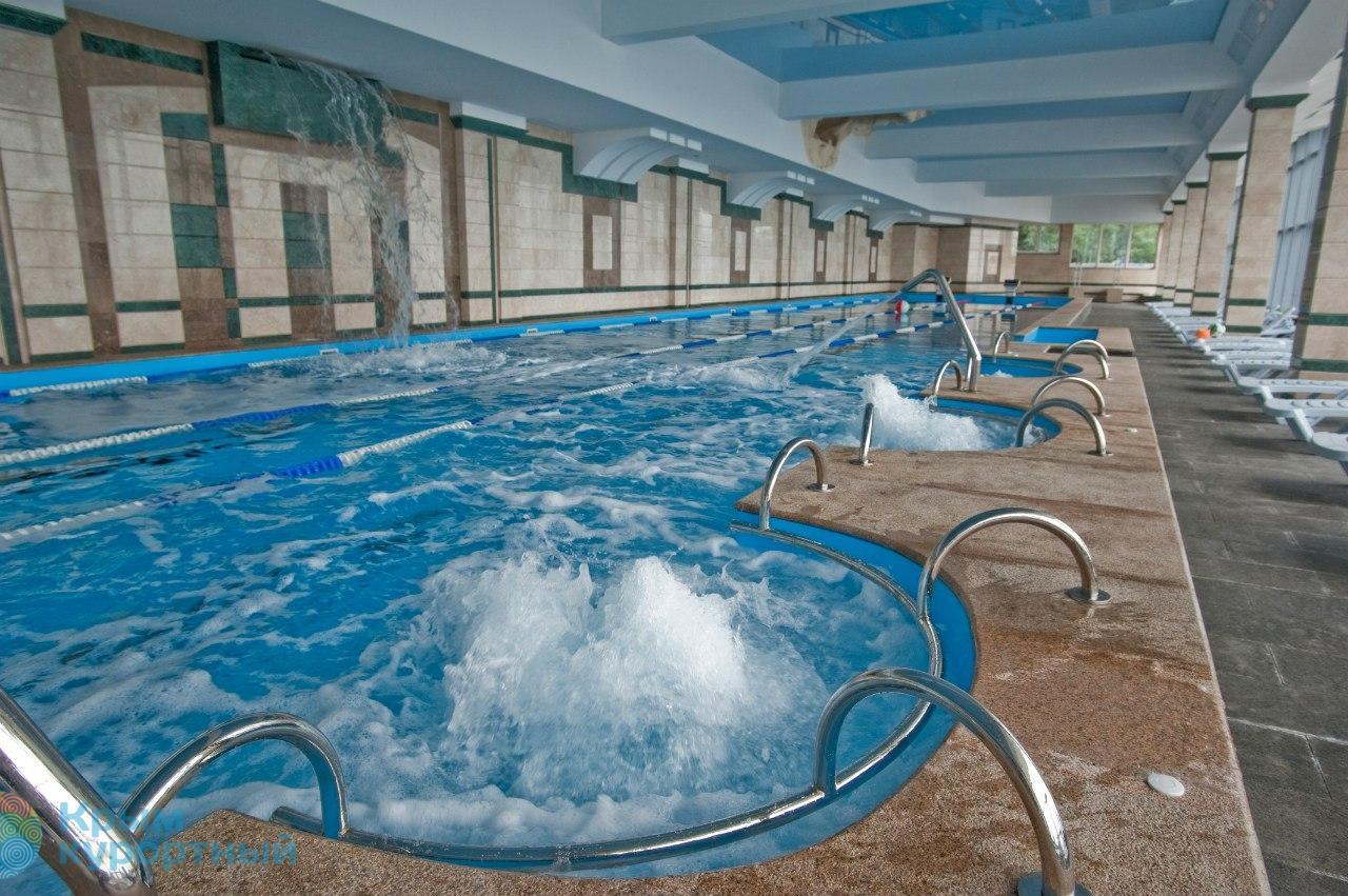 ливадийский спа отель