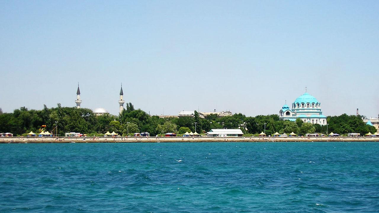 Евпатория Крыму
