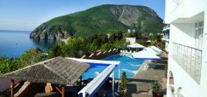 отель маджестик Крым