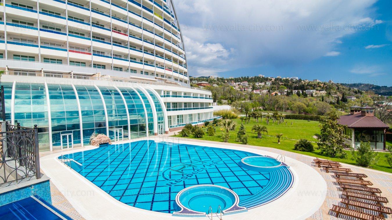 respect hall resort spa отель