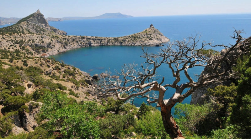Заповедники Крыма и национальные парки