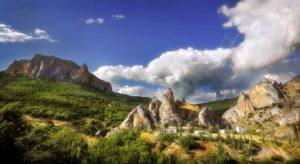 солнечная долина крым