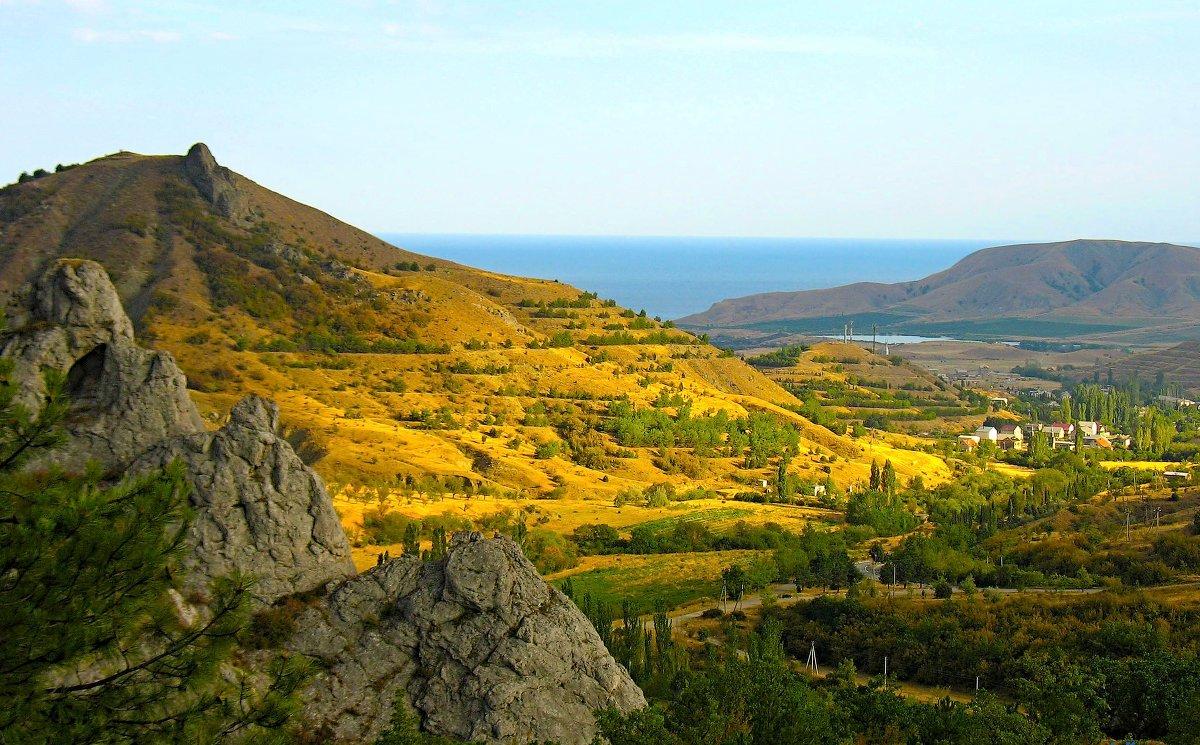 солнечная долина крыму