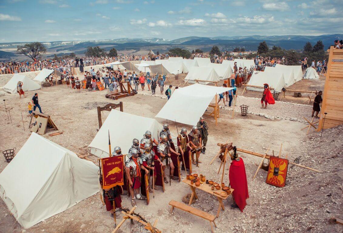 фестивале в крыму