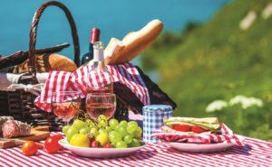 пикник в крыму