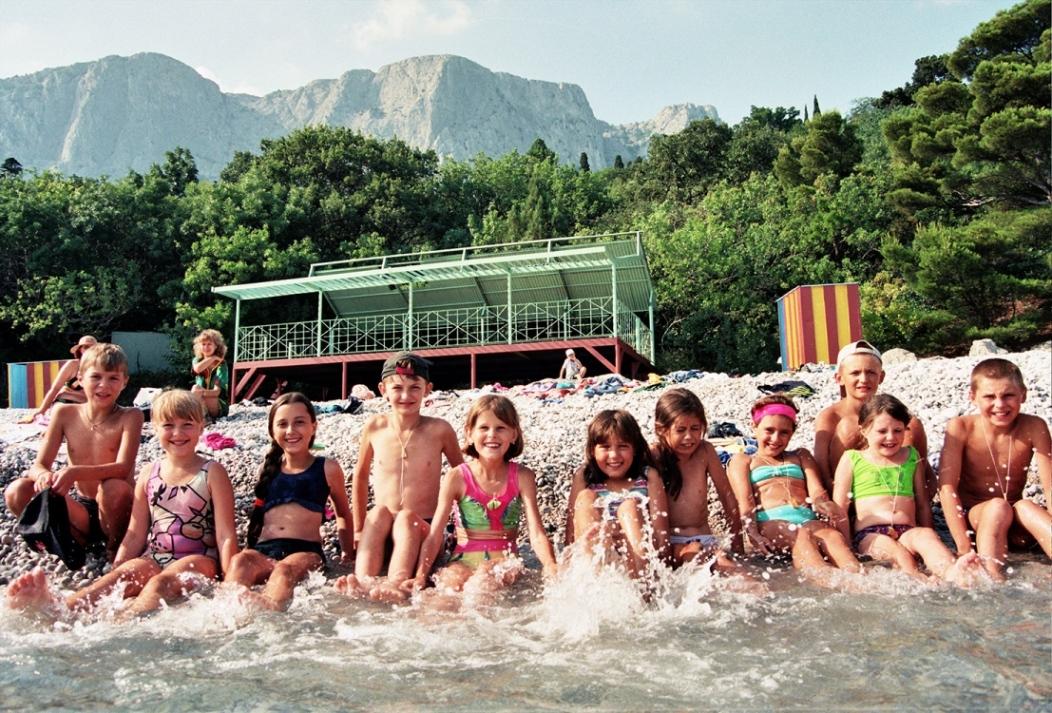 детский лагерь на лето 2018 на море