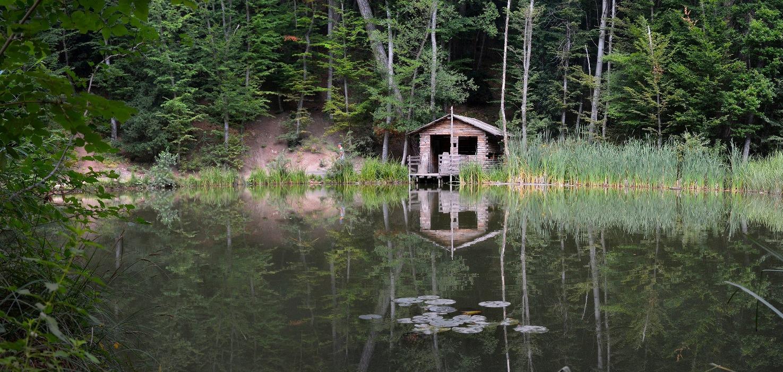 озера караголь крым