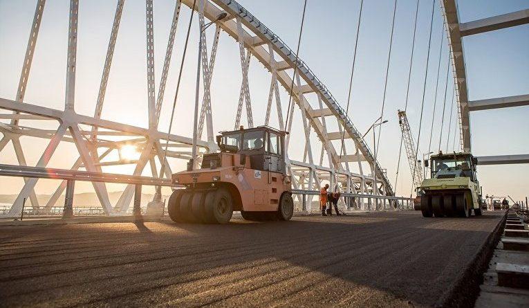 Фото Крымского моста