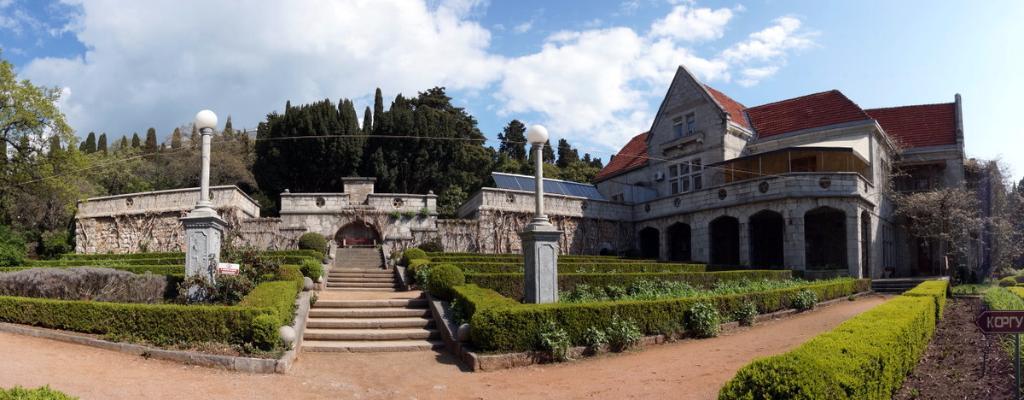 дворец харакс гаспра