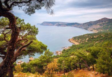 Мыс Айя – крымский «затерянный мир»