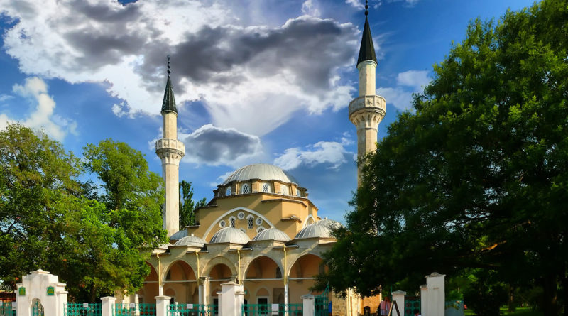 мечеть джума джами