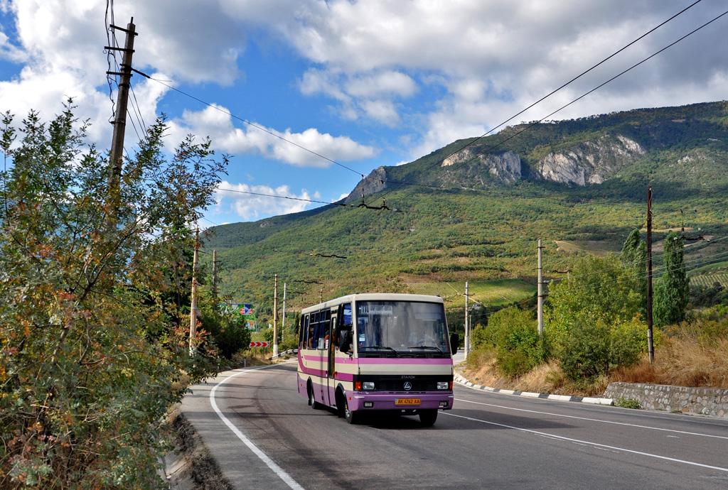 автобус ялта симферополь аэропорт