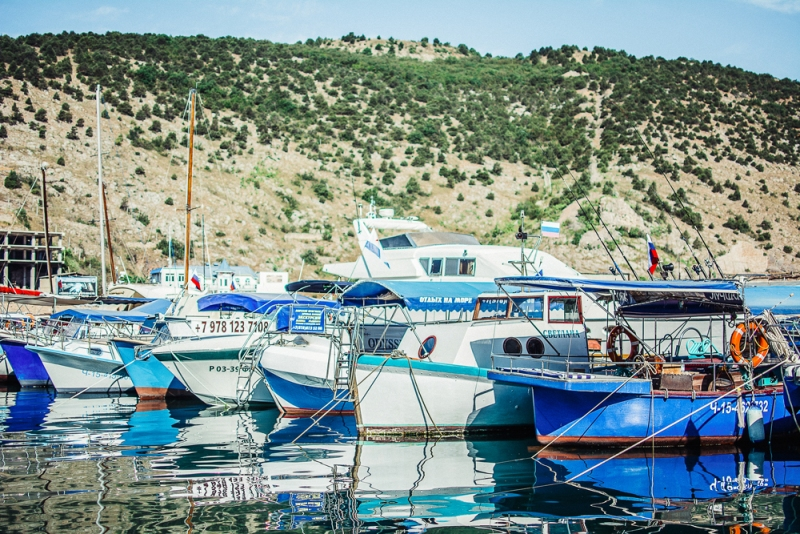 стоянка яхты в крыму цена