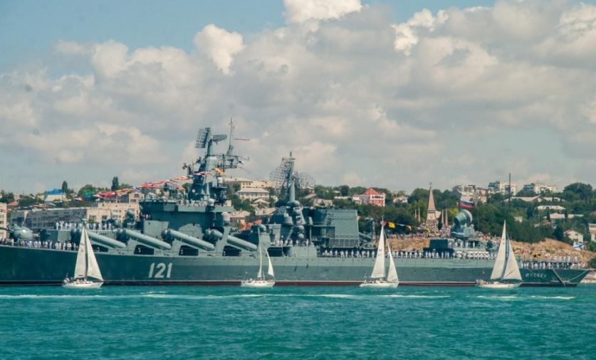 севастополь парад кораблей 2018
