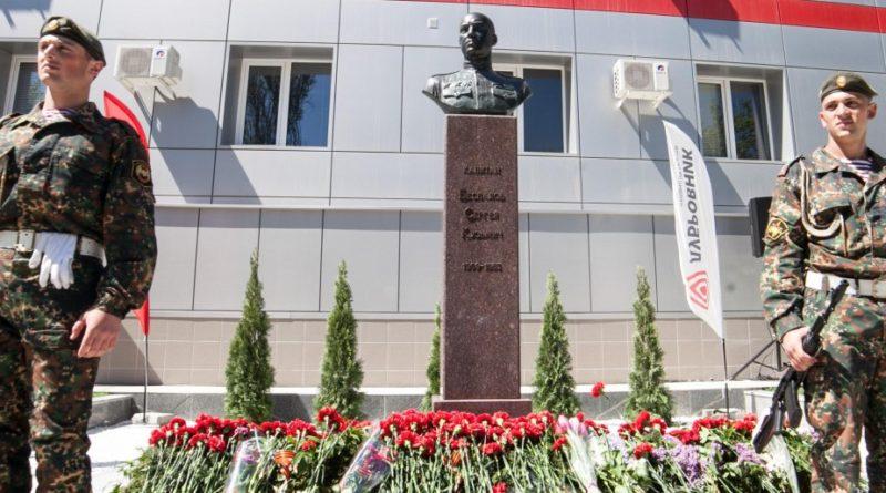 памятник беспалову симферополь
