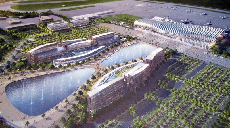 схема нового аэропорта симферополь