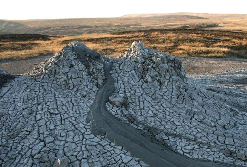 крым грязевые вулканы керчь