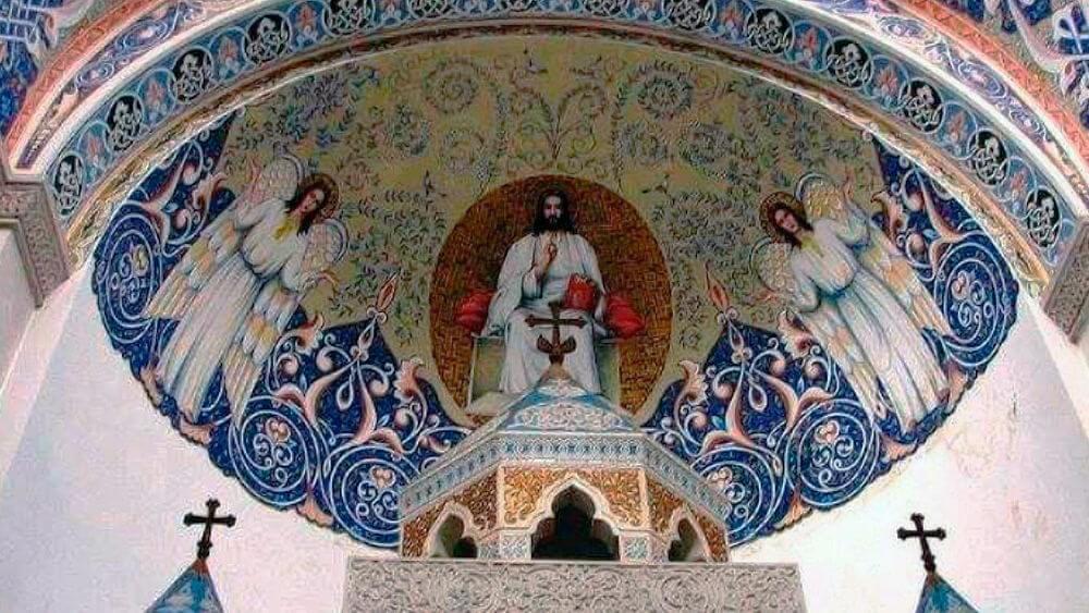армянской церкви в ялте