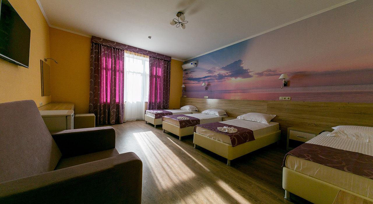 отель орхидея николаевка крым