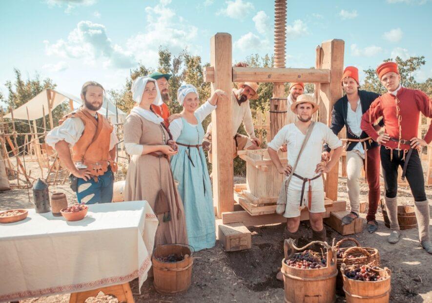 крымский военно исторический фестиваль