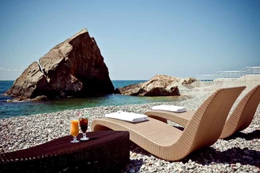 крым отдых 2018 цены на берегу моря