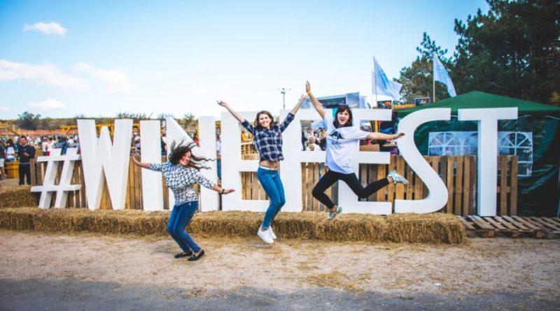 #WineFest 2018: культовый рок-музыкант Найк Борзов на фестивале сбора урожая и виноделия в «Золотой Балке»