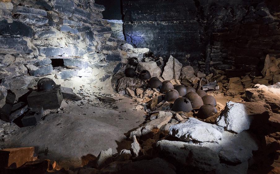 Смотри и помни: подземный ад Крыма