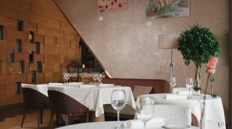 Ресторан L'Olivo в Крыму