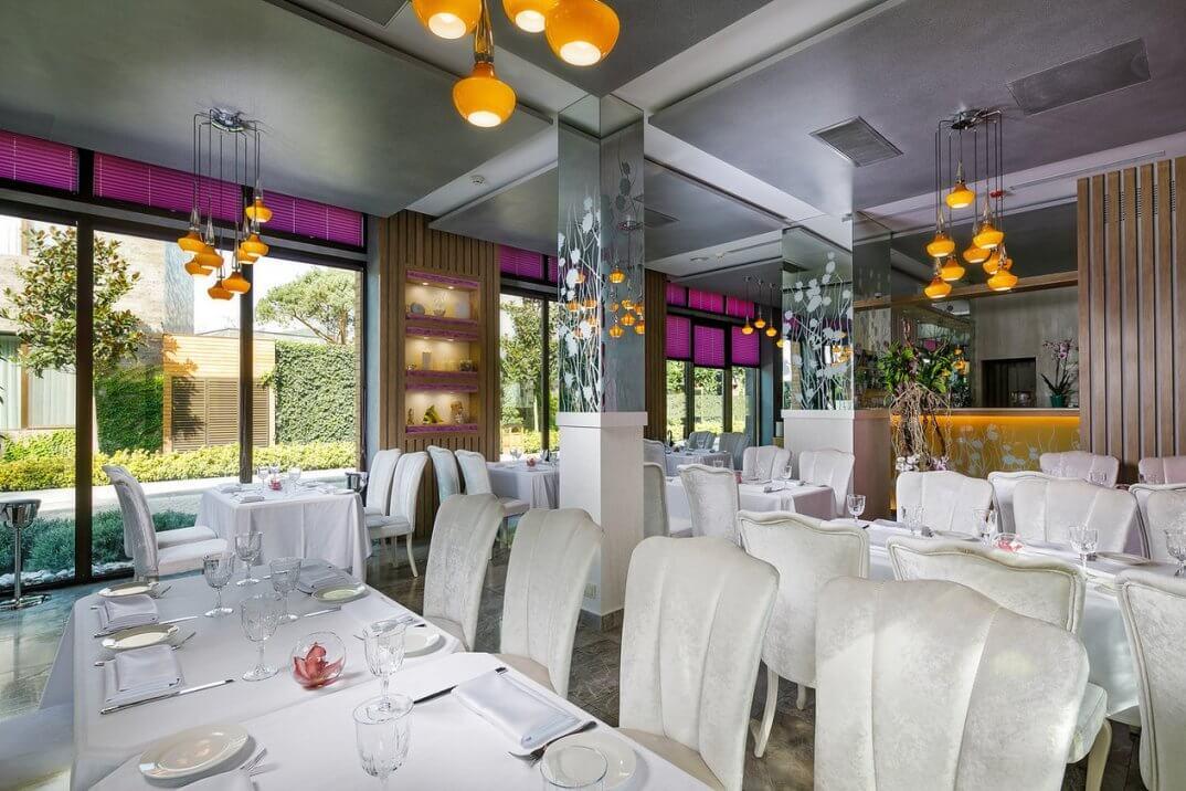 Ресторан Villa Cafe Мрия