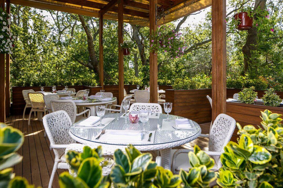 Ресторан Villa Cafe Крым