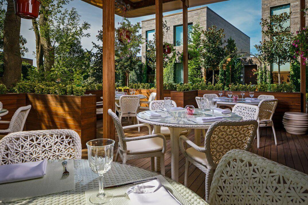 Ресторан Villa Cafe Ялта