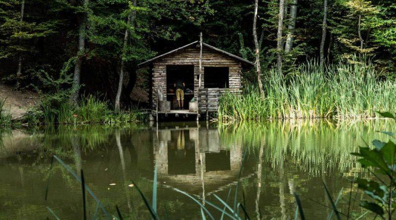 Черепашье озеро в Крыму