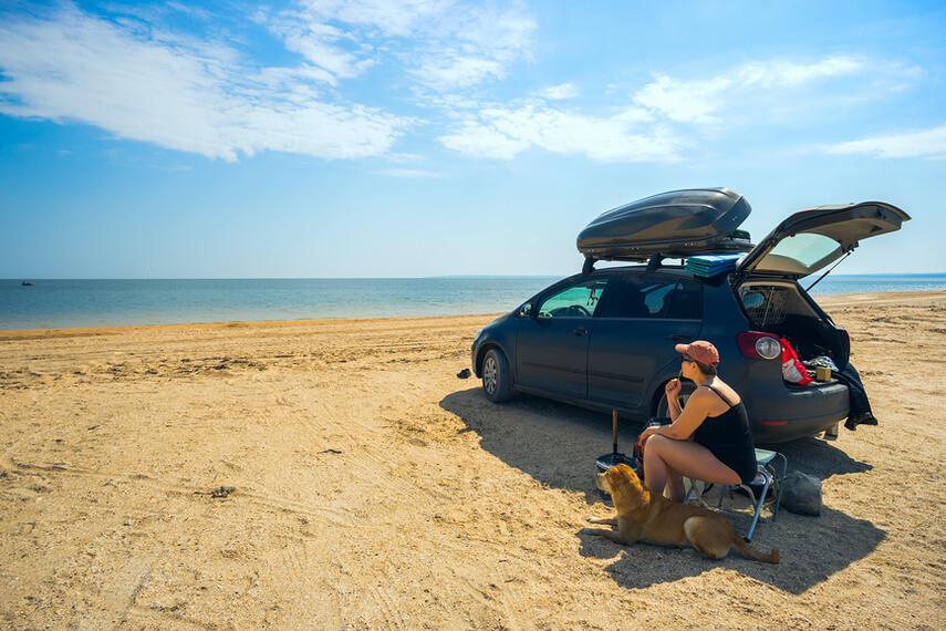 1514 - Где оставить авто на время курортного отдыха?