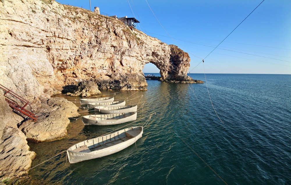 черноморское крым фото пляжа окон ресторана открывается