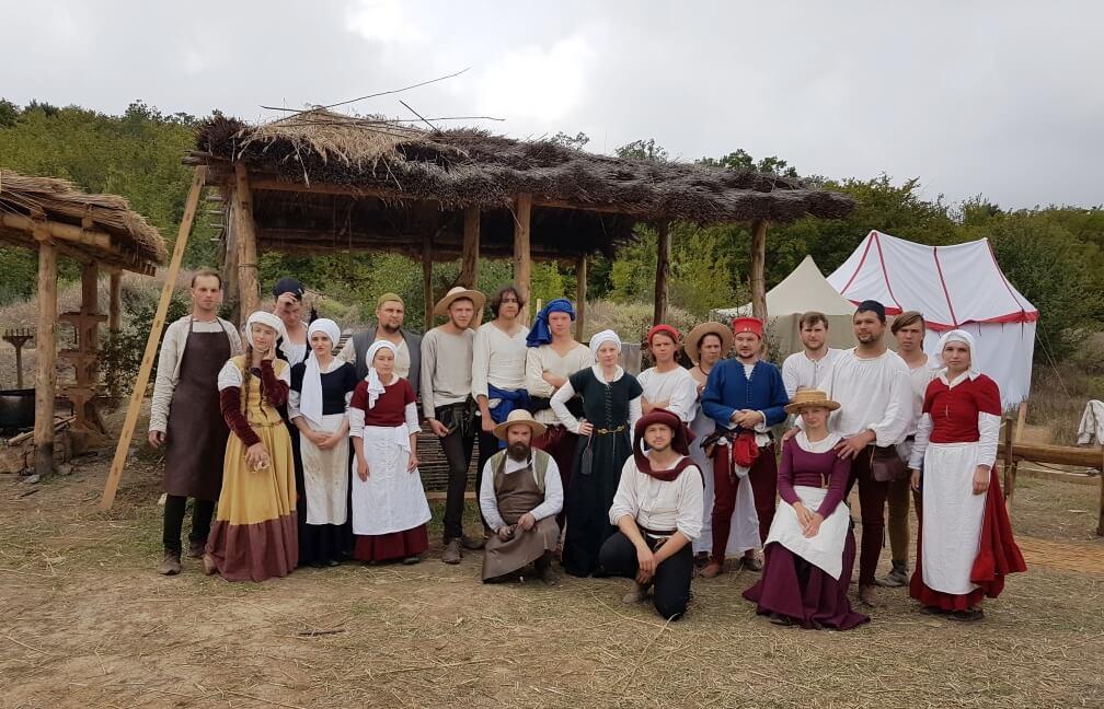 исторический фестиваль федюхины высоты