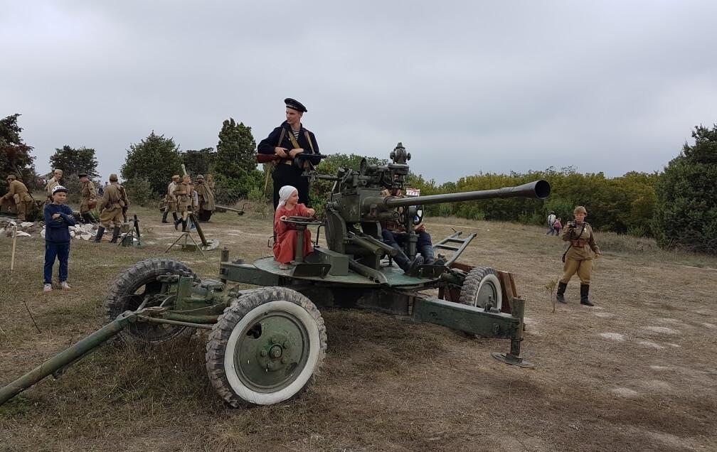 военно исторический фестиваль федюхины высоты