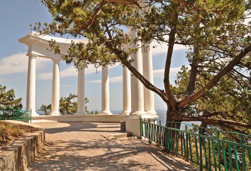 ливадийский дворец царская тропа